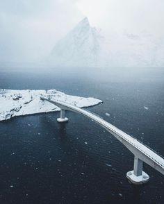 Gate to Lofoten Islands.
