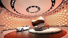 BMW Geneva 2012 on Behance