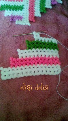 Weaving Patterns, Easy Crochet Patterns, Baby Knitting Patterns, Crochet Stitches, Crochet Shoes, Love Crochet, Diy Crafts Crochet, Crochet Unicorn, Yarn Shop