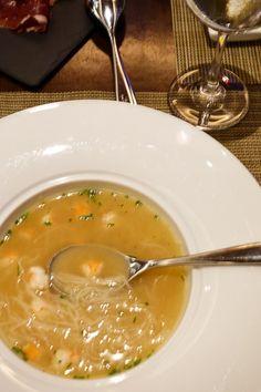 Macanese Lacassa Soup | ShesCookin.com #Macau