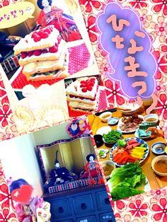 パーティ始まるよっ - 5件のもぐもぐ - 手巻き寿司パーティ by natunatu