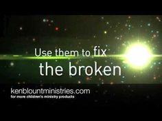 Use Me - Ken Blount (Love Out Loud DVD) kids children's church worship video lyrics dedication song - YouTube