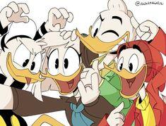 sobbing for ducks qwq Disney Pixar Movies, Disney Crossovers, Disney Xd, Disney And Dreamworks, Disney Love, Disney Characters, Punk Disney, Disney Facts, Fictional Characters