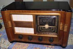 Radio antigua .