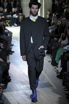 Yohji Yamamoto Fall/Winter 2012 Menswear Collection