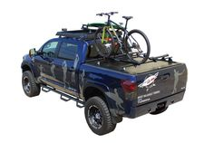 Collocating the space of the truck bed. #bicycle #great_inspiration #nice #awesome