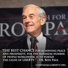 Dr. Ron Paul rocks!!!