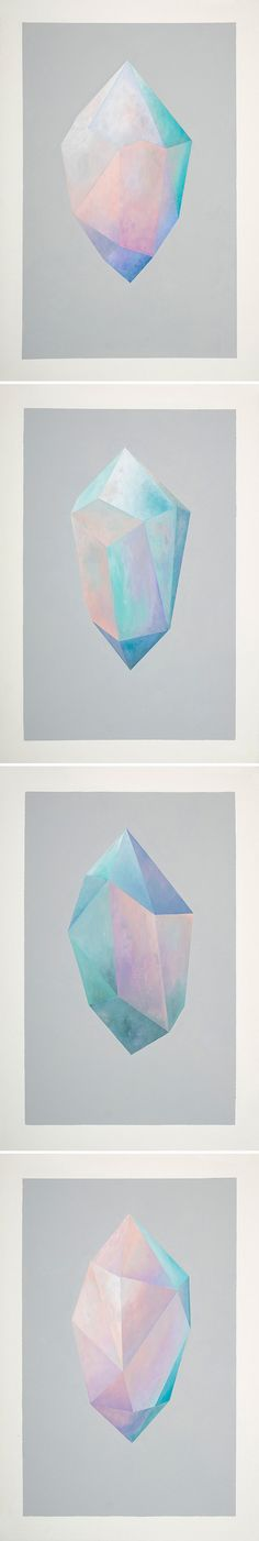 rebecca chaperon - paintings