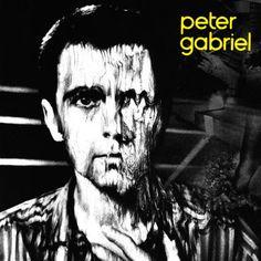 Peter Gabriel album designed by Storm Thorgerson