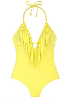 Fringe One Piece in lots of fun colors