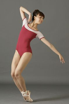 Like the fresh red-white. KeithLink Dancewear - Women