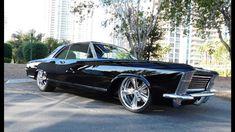 1965 Buick Riviera Custom Alloway's Hot Rod Shop The SEMA Show 2016