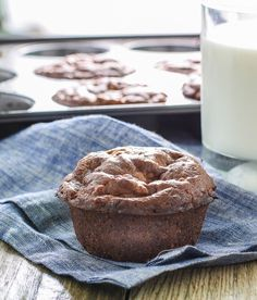 Healthy Bran Muffins