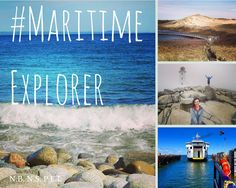 Last summer, we invited you to become Maritime Explorers, and you delivered! New Brunswick, Nova Scotia, Natural Wonders, Ocean, Tours, Activities, Explore, Adventure, Beach
