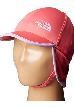 The North Face Kids Baby Sun Buster Hat (Honeysuckle Pink) Caps - The North Face Kids, Baby Sun Buster Hat, NF00A6Q4QAK, Hats Caps General, Caps, Caps, Hats, Gift, - Fashion Ideas To Inspire