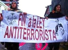 what terrorism looks like in Chile? Indigenous population framed as terrorist.