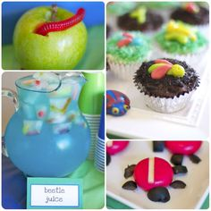 bugs & insects! Birthday Party Ideas | Photo 1 of 17 | Catch My Party