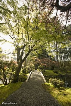 Nitobe Memorial Gardens at the University of British Columbia in Vancouver | @explorecanada