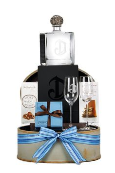 De Leon Diamante is accompanied by an array of gourmet delights this is a gift for the most precious in your life  sc 1 st  Pinterest & 10 Best Spirits Gift Baskets images | Motivational gifts Spirit ...