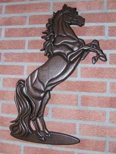 Intarsia horse - Scroll Saw Woodworking & Crafts Photo Gallery