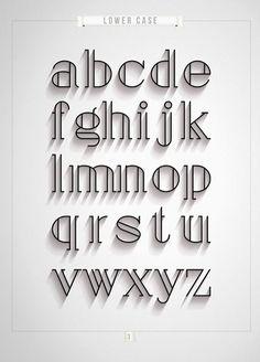Voici une bien belle typo proposée par Antinio Rodrigues Jr qui a su nous concocter une font bien complète. Elle comporte les bas de casse, les hauts de casse, les chiffres et les caractères spéciaux. Bref, du très bon travail pour notre plus grand bonheur.Disponible en Regular et Fill, elle trouvera une utilité pour l'une […]