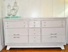 Retro Dresser Redone