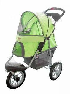 New BestPet Green Pet Jogger Jogging Dog Cat Stroller Carrier in Pet Supplies,Dog Supplies,Strollers | eBay