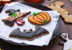 Biscotti di Halloween.
