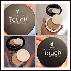Younique Mineral Touch Foundation! In cream or powder based! Fantastic coverage! Take a look on www.youniqueproducts.com/MelissaSmart