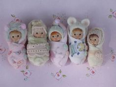 The Latest Little Bebe Bunch by ElfinHugs, via Flickr