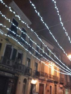 Corso Vittorio Emanuele a Cagliari