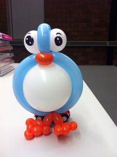 Tweet tweet birdy balloon