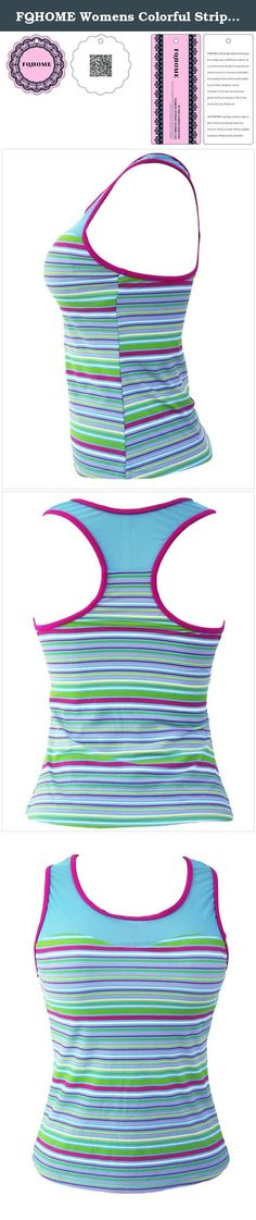 FQHOME Womens Colorful Stripe Print Mesh Splice Tankini Top Size 3XL. FQHOME cloth design fashion and unique. It is selling crazy at difference website. As it is soft to touch, durable for long time use and the material is extremely comfortable for wearing.It is best choice as gift send to lover, friends, daughters,sisters, colleagues. If you have any questions, please feel free to contact us. We will do our best for you. Thank you!.