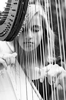 my favorite harpist :o)