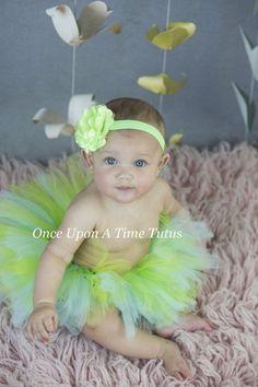 fe8fde17501 born Tutu Skirt Headband Baby Girls Knitted Crochet Photography Prop 998kk   fashion  clothing