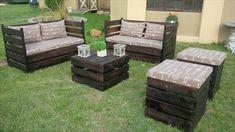 150+ Wonderful Pallet Furniture Ideas | 101 Pallet Ideas - Part 2