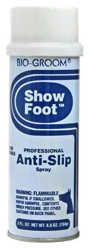 MFR DISCONTINUED 103112 BioGroom Show Foot Professional AntiSlip Spray (8 fl oz) * Want to know more, click on the image. We are a participant in the Amazon Services LLC Associates Program, an affiliate advertising program designed to provide a means for us to earn fees by linking to Amazon.com and affiliated sites.