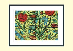 Cross stitch pattern modern cross stitch pattern by SpruceXstitch