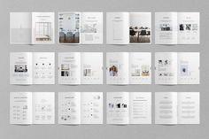 Design Proposal by Moscovita on @creativemarket