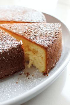Nothing beats a dessert made using sweetened condensed milk. There is something about the sweet, sticky ingredient that makes everything taste better. This condensed milk cake is no exception. It's sweet, dense and makes the perfect afternoon tea treat. Cake Mix Recipes, Baking Recipes, Dessert Recipes, Sweet Desserts, Sweet Recipes, Easy Recipes, Condensed Milk Desserts, Cake With Condensed Milk, Coconut Milk Recipes