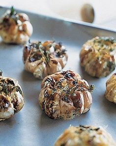 Roasted Garlic, Sage, and Sausage Stuffing Recipe