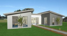 A West Coast company specialising in production of high quality, price competitive timber kitset housing for the New Zealand market. Small Houses, Tiny House, Prefab, West Coast, New Zealand, House Plans, House Ideas, Exterior, Homes