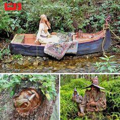 تصاویر زیبا از هنر مجسمه سازی یک هنرمند از درختان خشک شده  تصاویر بیشتر.... http://www.delta.ir/News/Fun-2884-1-%20.aspx