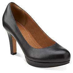 Clarks Delsie Bliss found at #OnlineShoes