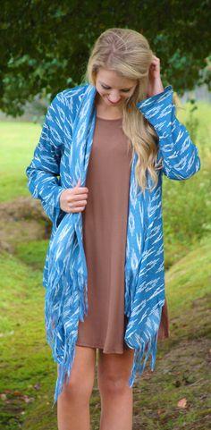 Prim & Printed Jacket | ShopbellaC
