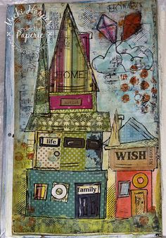 Eclectic Paperie: Home by Micki Harper