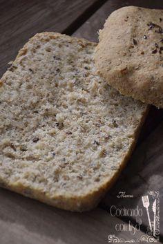 Un pan estupendo para comer sano y ademas muy digestivo al llevar salvado de avena y germen de trigo. En vez de hacer latípicabarra h...
