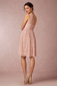 BHLDN Celia Dress in  Bridesmaids View All Dresses at BHLDN