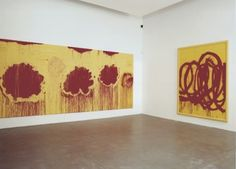 Cy Twombly Cy Twombly, Pints, Archaeology, Abstract Art, Miniature, Notes, Interiors, Artists, Make It Yourself