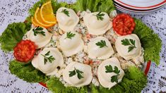 Hungarian Recipes, Vegetarian Recipes, Sandwiches, Appetizers, Eggs, Keto, Snacks, Table Decorations, Breakfast